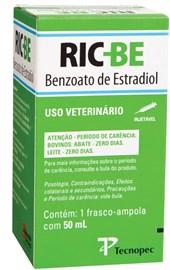 RIC-BE 50 ML - ESTRADIOL - TECNOPEC