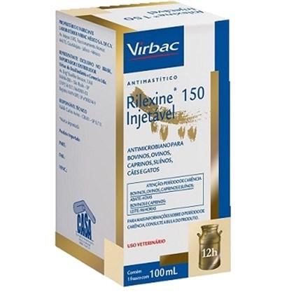 RILEXINE 150 INJETÁVEL - 100 ML - VIRBAC