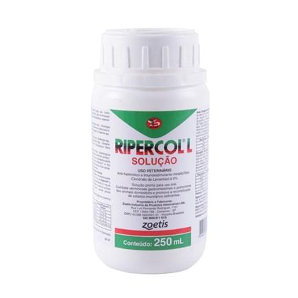 Ripercol L Solução - Controle de Verminose - Cloridrato de Levamisol 5% - 250 ml – Zoetis