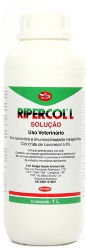 RIPERCOL ORAL - 1000 ML.