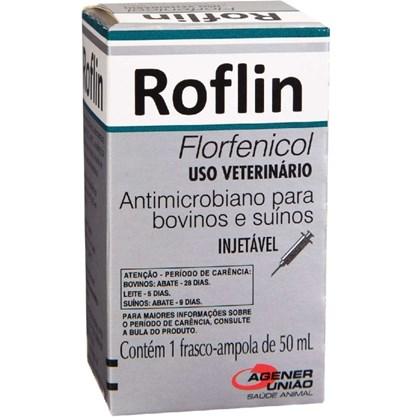 ROFLIN - FLORFENICOL 50 ML - AGENER