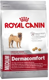 ROYAL CANIN MEDIUM DERMOCONFORT 10,1 KG