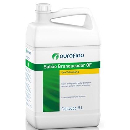 SABAO BRANQUEADOR OURO FINO 5 LITROS