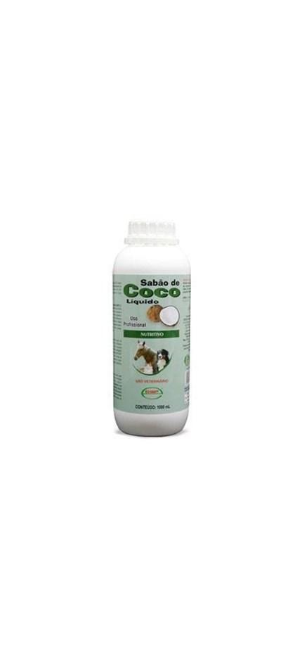 SABAO DE COCO - ECOVET
