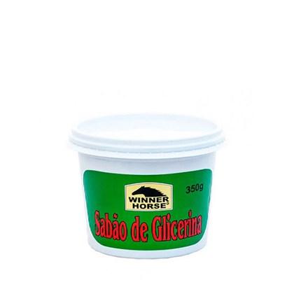 Sabão de Glicerina – limpa e hidrata - 350 gramas - Winner Horse