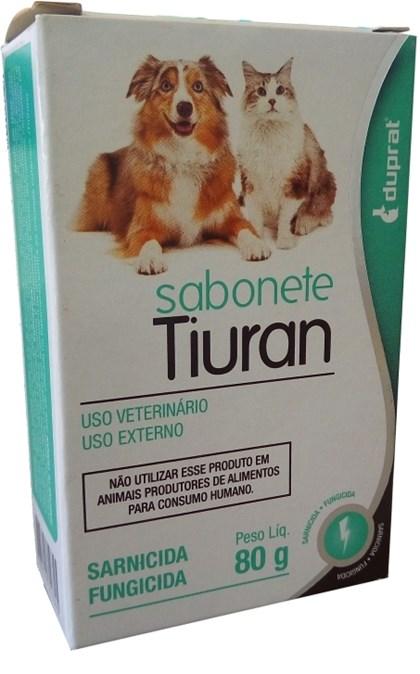 SABONETE TIURAN - SARNICIDA E FUNGICIDA