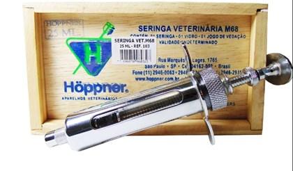 SERINGA HOPPNER MOD. M-68  25 ML