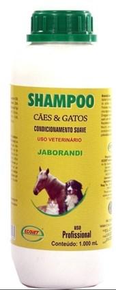 SHAMPOO  ECOVET - JABORANDI / DAMASCO