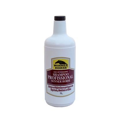 Shampoo Profissional – Equinos, Bovinos e Cães – 1 litro - Winner Horse