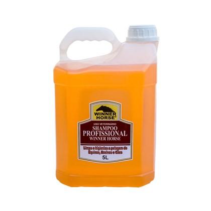 Shampoo Profissional – Equinos, Bovinos e Cães – 5 litros - Winner Horse