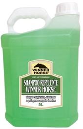 SHAMPOO REPELENTE 5 LITROS (HIGIENIZA E REPELE INSETOS) - WINNER HORSE