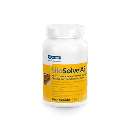 SiloSolve AS - Inoculante para Silagem - 100g - OuroFino