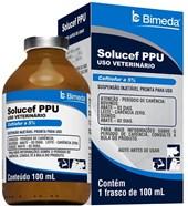 SOLUCEF PPU - CEFTIOFUR - 100mL - BIMEDA