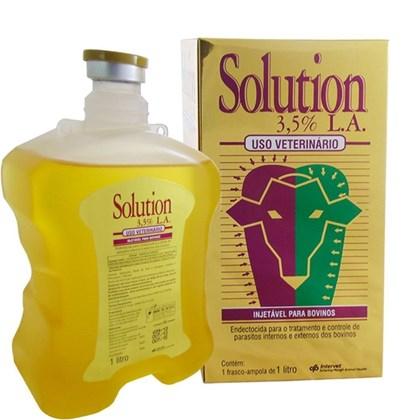 SOLUTION L.A. - IVERM.3,5% 1000 ML