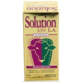 SOLUTION L.A. - IVERM.3,5%  500 ML