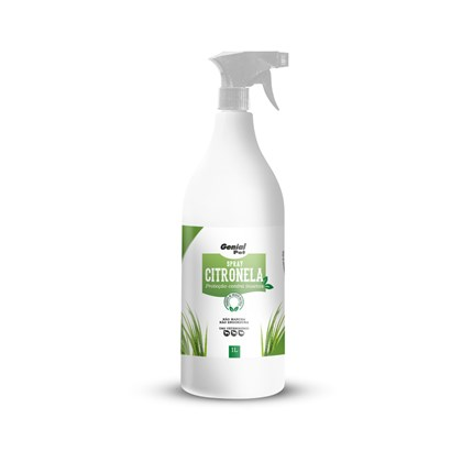 SPRAY CITRONELA – GENIAL PET – 1 LITRO