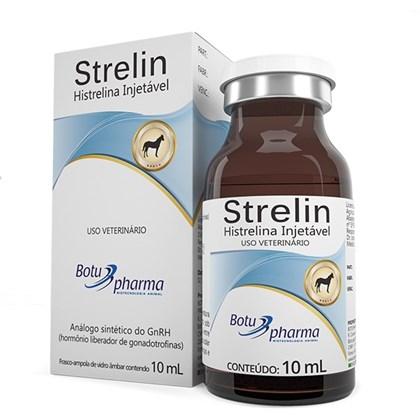Strelin (Histrelina 250mcg/ml) 10ml - Vencimento: Setembro/2021