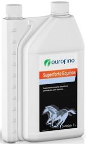 SUPERFORTE EQUINOS 1 LITRO - OUROFINO