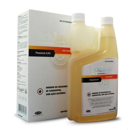 Tackzuron Pour-On - Carrapaticidas a 2,5% de Fluazuron – 1 L - Zoetis