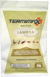 Termimax Inseticida Lambda 10 PM - 25 gramas - Citromax