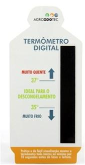 TERMOMETRO DIGITAL  -  TIPO CARTAO