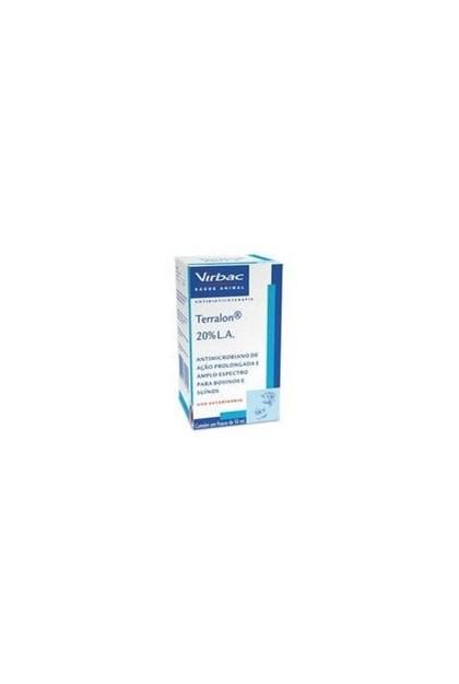 TERRALON 20% - LA - OXITETRACICLINA VIRBAC