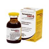 Terramicina Mais Injetável–Antibiótico e Anti-inflamatório oxitetraciclina e diclofenaco–20ml-Zoetis