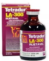 TETRADUR LA 50 ML - OXITETRACICLINA 30% MERIAL