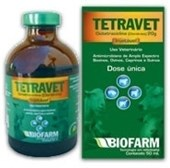 TETRAVET 50 ML - OXITETRACICLINA BIOFARM