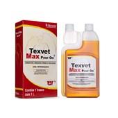 Texvet Max Pour On - Cipermetrina – 1 litro - Bimeda