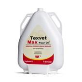 Texvet Max Pour On - Cipermetrina – 5 litros - Bimeda
