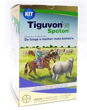 TIGUVON SPOT ON - (KIT PROMOCIONAL) + APLICADOR