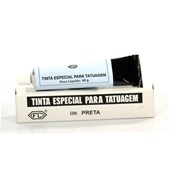 TINTA P/ TAT. - PASTA