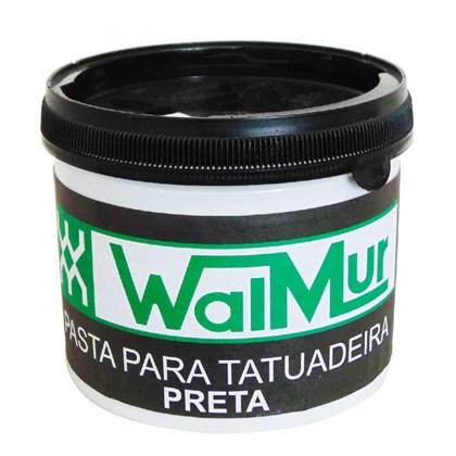TINTA P/ TAT.  PRETA - 600 GR