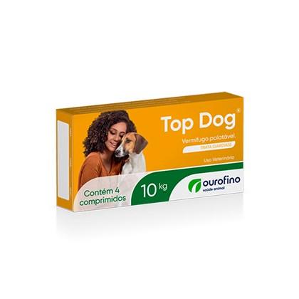 TOP DOG 10 KG  1000MG - Ourofino