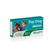 TOP DOG 30 KG - 3000MG Ourofino