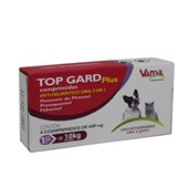 TOP GARD PLUS - 4 COMPRIMIDOS - VANSIL