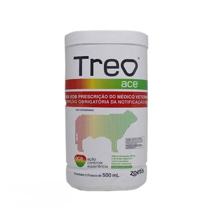 Treo Ace - Endectocida Doramectina 3,5% Injetável – 500 mL - Zoetis