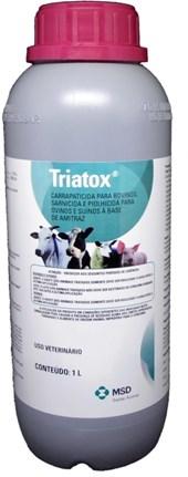 TRIATOX CARRAPATICIDA 1000 ML