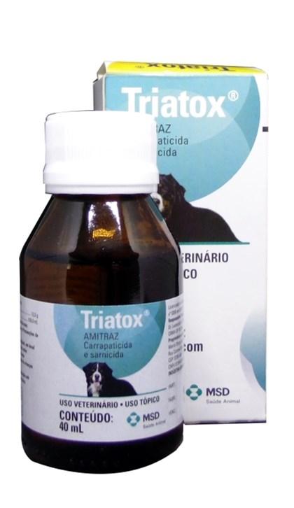 TRIATOX CARRAPATICIDA 40 ML