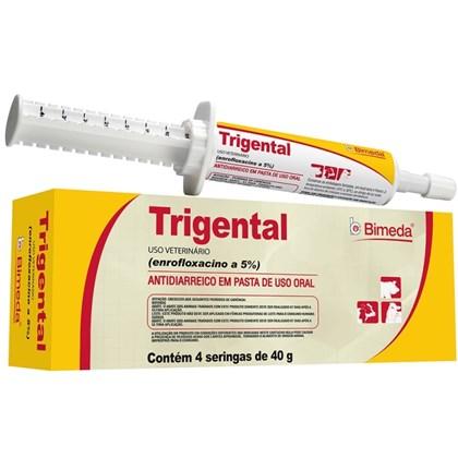 Trigental - Antidiarreico -  Seringa 40 Gramas - Bimeda