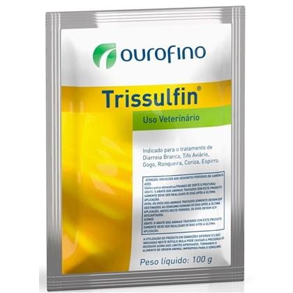 TRISSULFIN PO 100 GRAMAS - OURO FINO