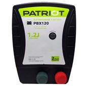 TRU TEST - ENERGIZADOR PATRIOT PBX120 50KM