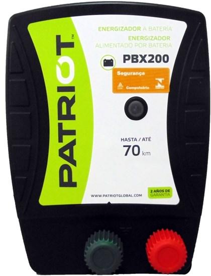 TRU TEST - ENERGIZADOR PATRIOT PBX200 70KM