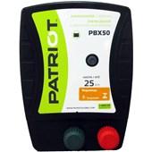 TRU TEST - ENERGIZADOR PATRIOT PBX50 25KM