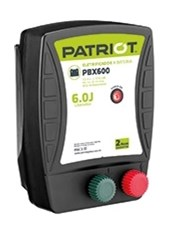 TRU TEST - ENERGIZADOR PATRIOT PBX600