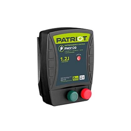 TRU TEST - ENERGIZADOR PATRIOT PMX120