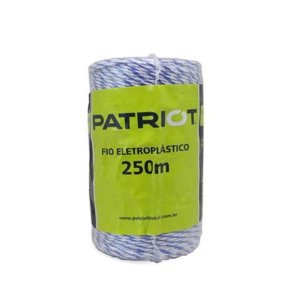 TRU TEST - FIO ELETROPLASTICO PATRIOT 250MT REF 822610