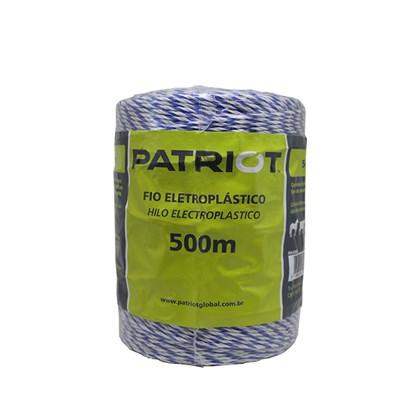 TRU TEST - FIO ELETROPLASTICO PATRIOT 500M