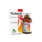 TURBOVIT B.12 - 20 ML - J.A SAÚDE ANIMAL